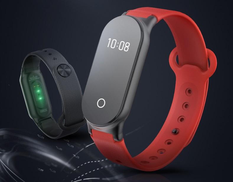 腾讯Pacewear S8智能运动手环
